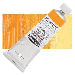 Mussini - Mussini 35ml Yağlı Boya Seri:3 No:223 Indian Yellow