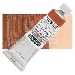 Mussini - Mussini 35ml Yağlı Boya Seri:3 No:237 Translucent Orange Oxide