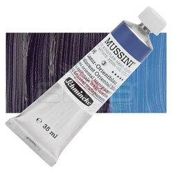 Mussini - Mussini 35ml Yağlı Boya Seri:3 No:496 Translucent Oriental Blue