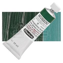 Mussini - Mussini 35ml Yağlı Boya Seri:3 No:511 Chrome Green Tone Deep