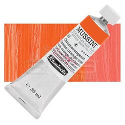 Mussini - Mussini 35ml Yağlı Boya Seri:4 No:243 Chrome Orange Tone