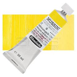 Mussini - Mussini 35ml Yağlı Boya Seri:5 No:227 Cadmium Yellow 1 Light