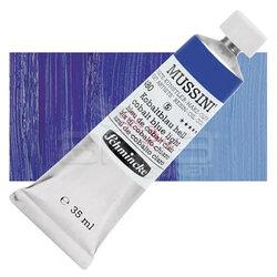 Mussini - Mussini 35ml Yağlı Boya Seri:5 No:480 Cobalt Blue Light