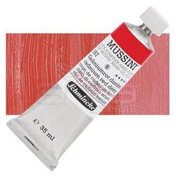 Mussini - Mussini 35ml Yağlı Boya Seri:6 No:357 Cadmium Red Deep