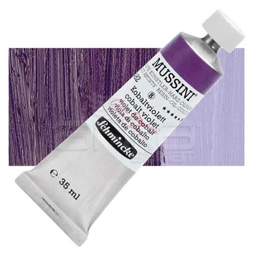 Mussini 35ml Yağlı Boya Seri:8 No:482 Cobalt Violet - 482 Cobalt Violet