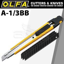 Olfa - Olfa Maket Bıçağı A-1/3BB (1)