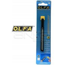 Olfa - Olfa Metal Gövdeli Dar Maket Bıçağı S (1)