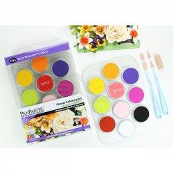 PanPastel - PanPastel Boya Seti 10lu Flower Coloring Kit 1 (1)