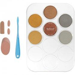 PanPastel - PanPastel Boya Seti 6lı Metallic Colors (1)
