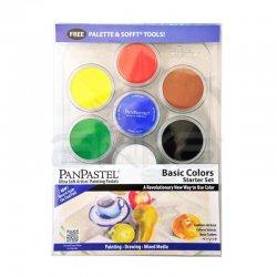 PanPastel - PanPastel Boya Seti 7li Basic Colors Starter Set