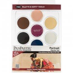 PanPastel - PanPastel Boya Seti 7li Portrait Starter Set