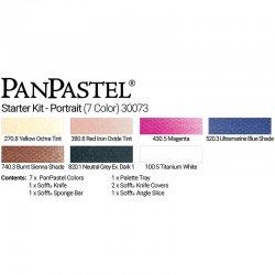 PanPastel - PanPastel Boya Seti 7li Portrait Starter Set (1)