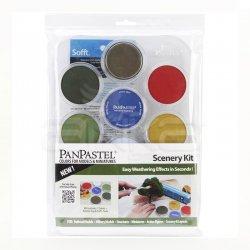 PanPastel - PanPastel Boya Seti 7li Scenery Kit
