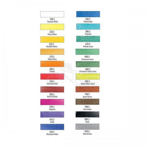 PanPastel Boya Seti 20li Pure Colors 30201