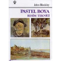 Pastel Boya Resim Tekniği - Thumbnail