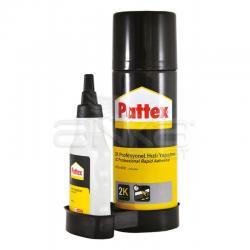 Pattex - Pattex 2K Aktivatörlü Hızlı Yapıştırıcı