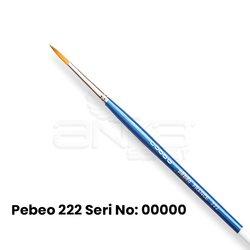 Pebeo - Pebeo 222 Seri Çizgi Fırçası (1)