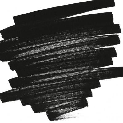Pebeo 4Artist Oil Marker 2mm Yuvarlak Uç Black - Black