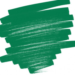 Pebeo - Pebeo 4Artist Oil Marker 2mm Yuvarlak Uç Dark Green