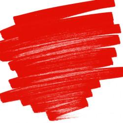 Pebeo - Pebeo 4Artist Oil Marker 2mm Yuvarlak Uç Red