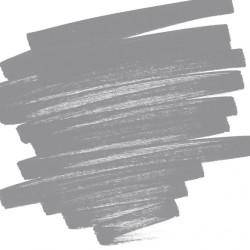Pebeo - Pebeo 4Artist Oil Marker 2mm Yuvarlak Uç Silver