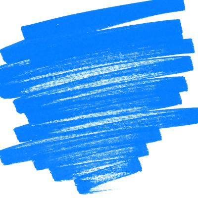 Pebeo 4Artist Oil Marker 4mm Yuvarlak Uç Light Blue