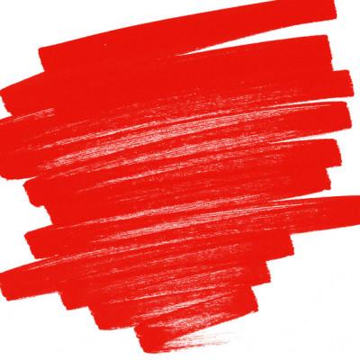 Pebeo 4Artist Oil Marker 4mm Yuvarlak Uç Red