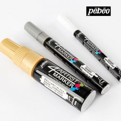 Pebeo - Pebeo 4Artist Oil Marker (1)