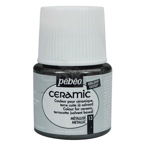 Pebeo Seramik Boyası 13 Metallic 45ml