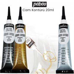 Pebeo - Pebeo Cam Kontürü 20ml