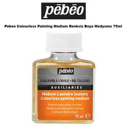 Pebeo - Pebeo Colourless Painting Medium Renksiz Boya Medyumu 75ml