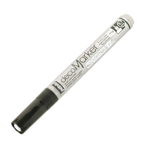 Pebeo Deco Marker 0,7mm Precious Silver