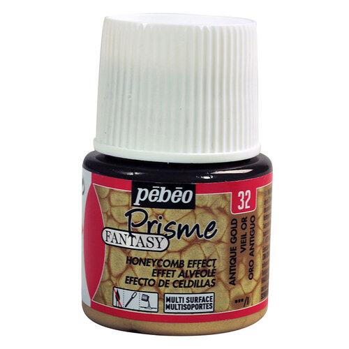 Pebeo Fantasy Prisme 45ml Antique Gold