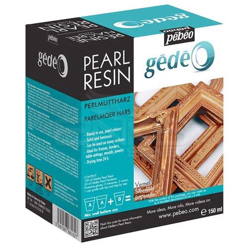 Pebeo Gedeo Pearl Resin Renkli Reçine Sedefli Yakut 150ml