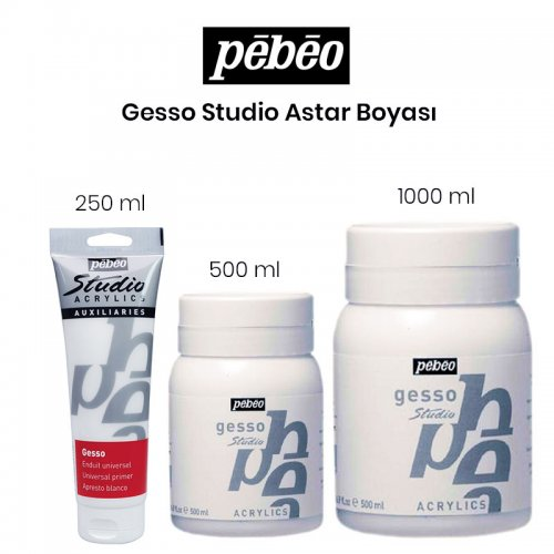 Pebeo Gesso Studio Astar Boyası