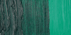 Pebeo - Pebeo Huile Fine XL 37ml Yağlı Boya No:18 Phthalocyanine Emerald