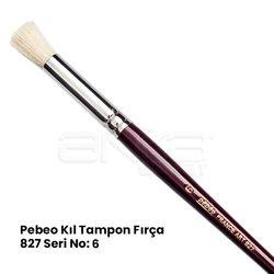 Pebeo 827 Seri Kıl Tampon Fırça - Thumbnail