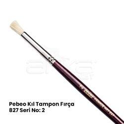 Pebeo - Pebeo 827 Seri Kıl Tampon Fırça (1)