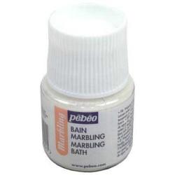 Pebeo - Pebeo Marbling Toz Kitre 45g.