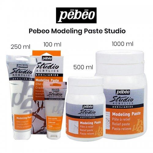 Pebeo Modeling Paste Studio Rölyef Macunu