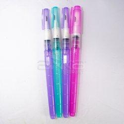 Pebeo - Pebeo Water Brush Pen Doldurulabilir Sulu Boya Fırça Seti 4lü (1)