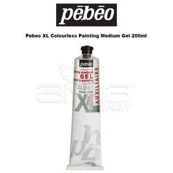 Pebeo - Pebeo XL Colourless Painting Medium Gel 200ml