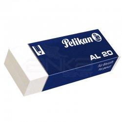 Pelikan - Pelikan AL20 Beyaz Silgi