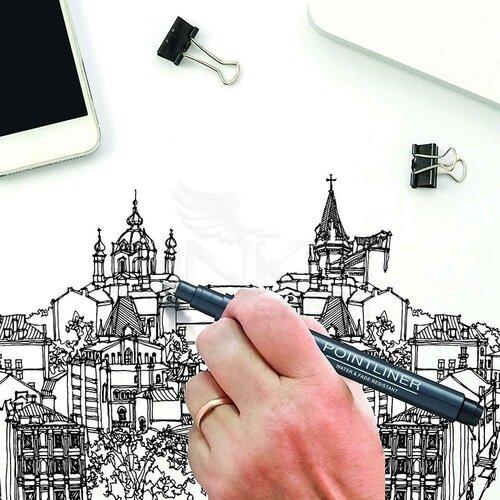 Pentel Pointliner Teknik Çizim Kalemi S20P