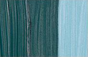 Phoenix - Phoenix Yağlı Boya 45ml 448 Peackock Blue