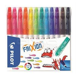 Pilot - Pilot Frixion Colors Marker 12li Set
