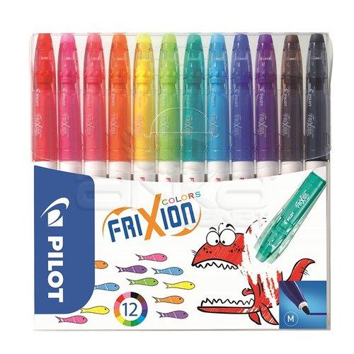 Pilot Frixion Colors Marker 12li Set
