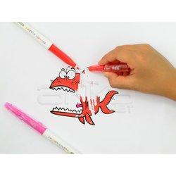 Pilot Frixion Colors Marker 12li Set - Thumbnail
