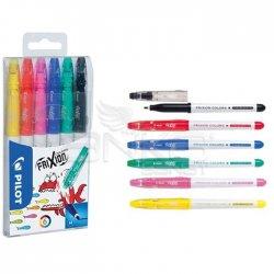 Pilot - Pilot Frixion Colors Marker 6lı Set (1)
