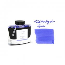 Pilot Iroshizuku Mürekkep Ajisai Hydrangea (Purple Blue) 50ml - Thumbnail